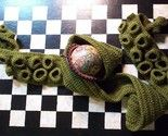 Tentacle Scarf - CROCHET                                                                                                                                                                                 More