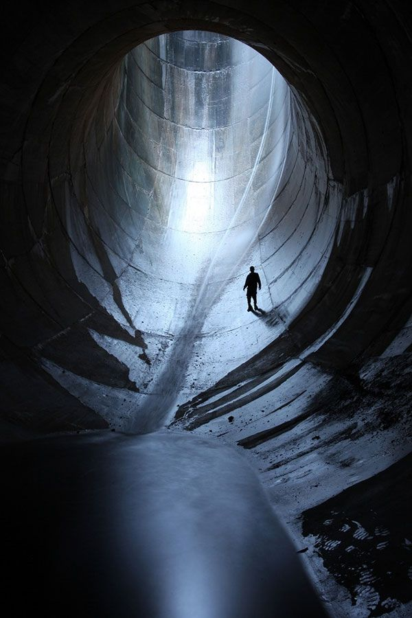 23 of the most epic photos of tunnels i've ever seen - Blog of Francesco Mugnai