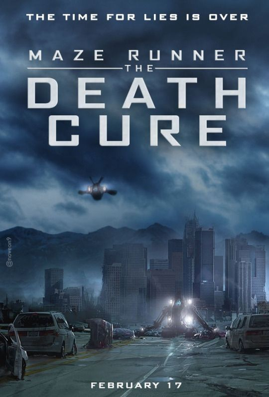 Image result for Download The Maze : Runner The Death Cure (2018)