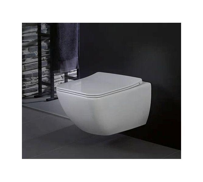 4611R001 Villeroy & Boch  V&B Venticello Vegghengt toalett 375x560 mm, m/DirectFlush.
