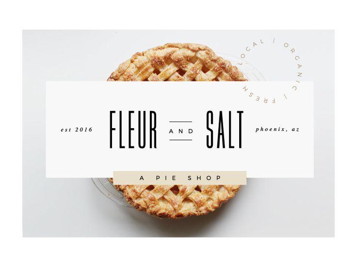 Fleur and Salt #2 by Savanna Hunter-Reeves
