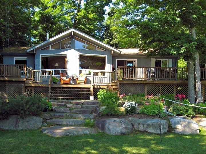Cottage vacation rental in Haliburton from VRBO.com! #vacation #rental #travel #vrbo