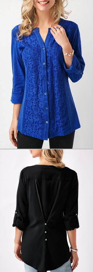 lace blouses, lace shirts, lace panel blouses, lace panel shirts, lace outfits, lace outfits shirt, lace outfits blouse