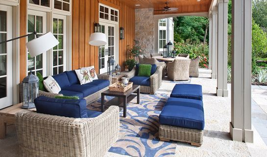 Beautiful Patio Furniture Layout Ideas How To Effectively ...