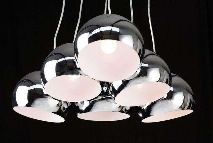 Závesná lampa PERLOTA M
