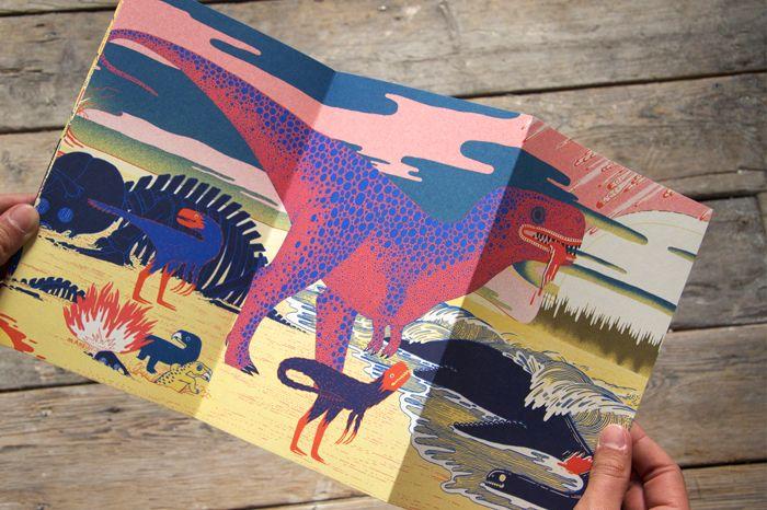 I need this one. Amazing dinosaurs. Amazing Art.