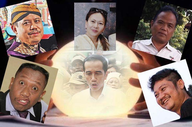 6 Ramalan Tentang Jokowi yang Terbukti Benar - Liputan6.com
