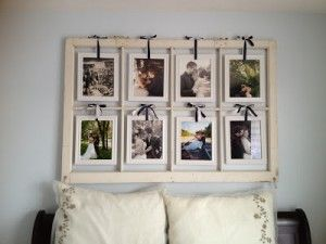 Picture Frame Window Pane