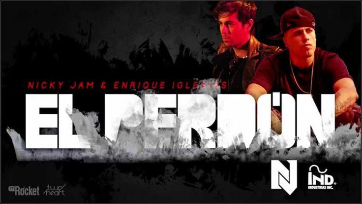 El Perdón - Nicky Jam & Enrique Iglesias   Audio Oficial. Reggeaton <3