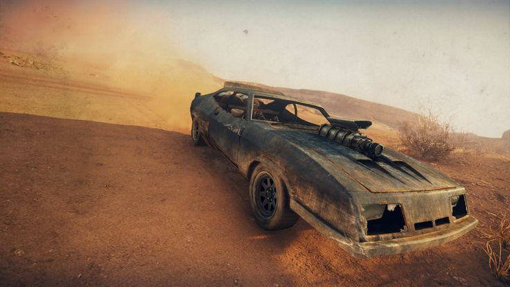 Mad Max: The Interceptor by Ricky47