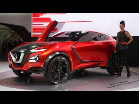 AMAZING !! Nissan Gripz, mobil futuristik pesaing Toyota C HR