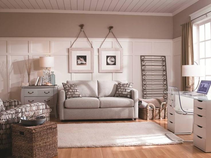 The Stockdale Sleeper Sofa By Rowe.