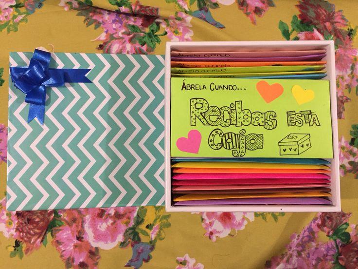1000 ideas sobre sorpresas para mi novio en pinterest - Ideas para regalar a tu novio originales ...