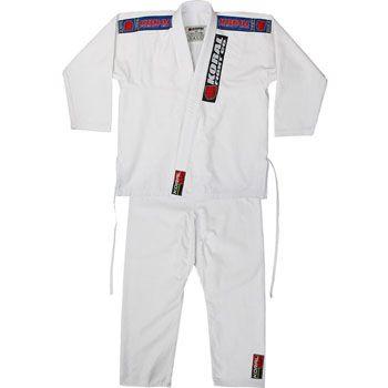 Koral Kimono Kids First Gi,White