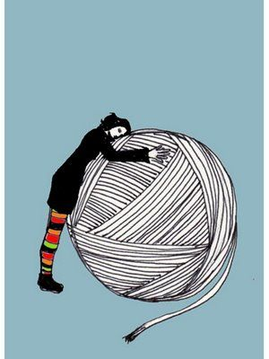 Yarn, yes I love it this much ...