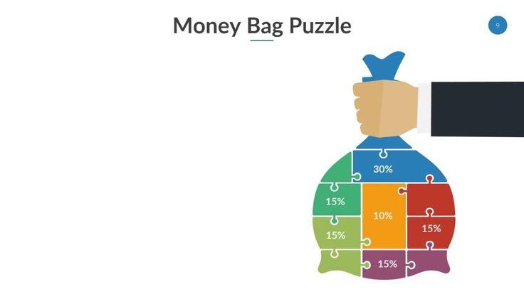 Puzzle Diagram Powerpoint