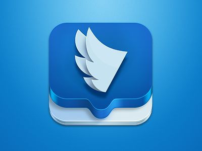 BlueWings | App Icons