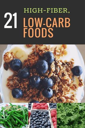 Dietary fiber is an essential component of any healthy meal plan. Here are 21 high fiber low carb foods that can help you lose weight and feel great. | https://dietingwell.com/high-fiber-low-carb-foods/