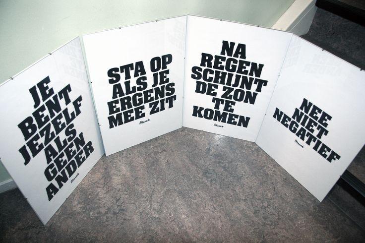 Mwah posters