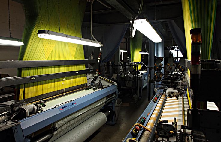 Have you seen the machine that makes jacquard?