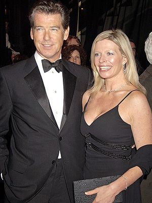 After a three-year battle with ovarian cancer, Pierce Brosnan's daughter Charlotte, 41, has died. 'Charlotte fought her cancer with grace and humanity, courage and dignity,' Brosnan says in a statement. (via People; photo via Dave M. Benett / Getty)