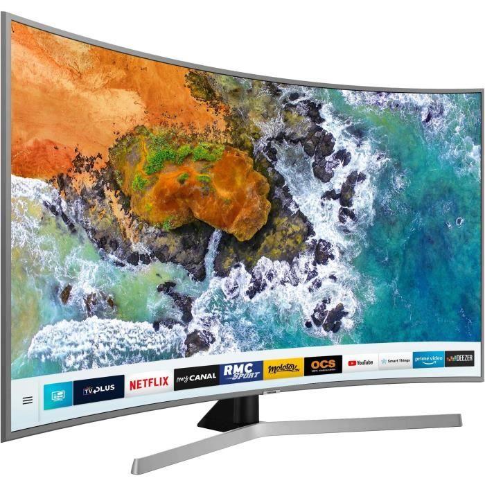 tv 4k 140 cm incurve amazon