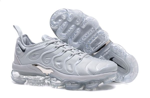 bf67af1d39e0fd Cheap Nike Air Max TN 2018 Plus Mens shoes Gray Silver Wholesale To  Worldwide and Free Shipping