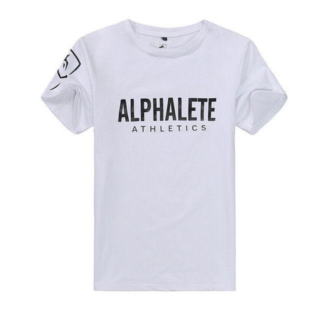 ALPHALETE Mens Muscle T-shirts