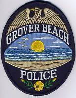 Grover Beach Police Patch California
