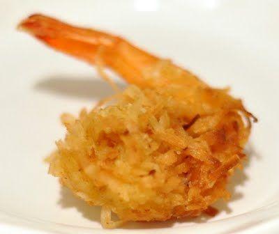 Joe's Crab Shack Coconut Shrimp Recipe