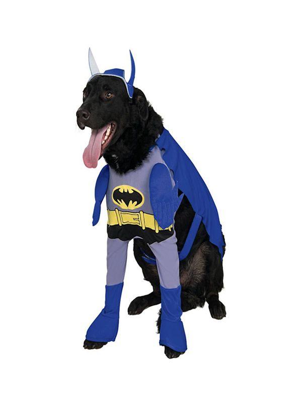 Quereis Comprar Un Disfraz De Batman Para Perro Barato En
