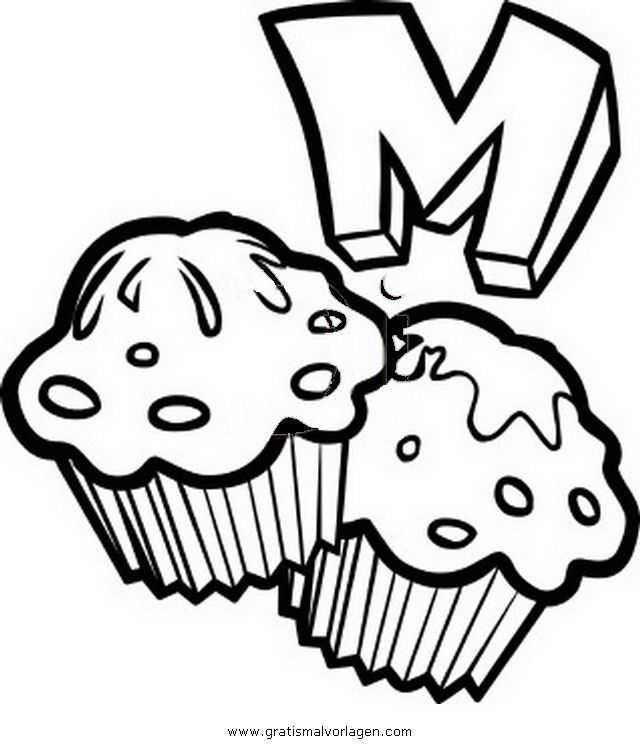 Download Or Print This Amazing Coloring Page The Muffin Man