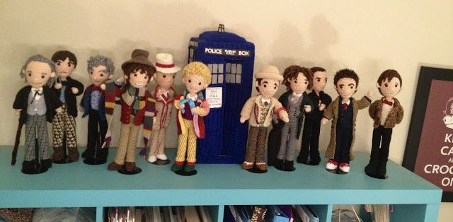 CRAFTYisCOOL: Doctor Who