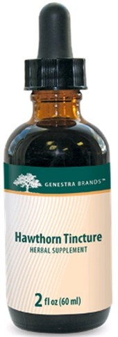 Genestra Hawthorn Tincture. Used in Herbal Medicine to help maintain and support cardiovascular health in adults.