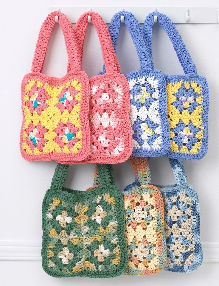 Crochet Fancy Bags : ... Crocheted bags on Pinterest Bags, Drawstring bags and Crochet purses