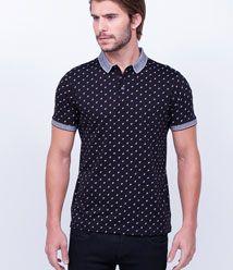 Moda Masculina: Camisa Polo - Lojas Renner