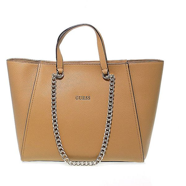 Guess Tote Bags (145 CAD) ❤ liked on Polyvore featuring bags, handbags, tote bags, guess handbags, guess tote bags, camel tote, handbags tote bags and handbags totes