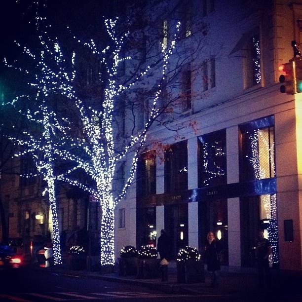 Christmas on Madison Avenue