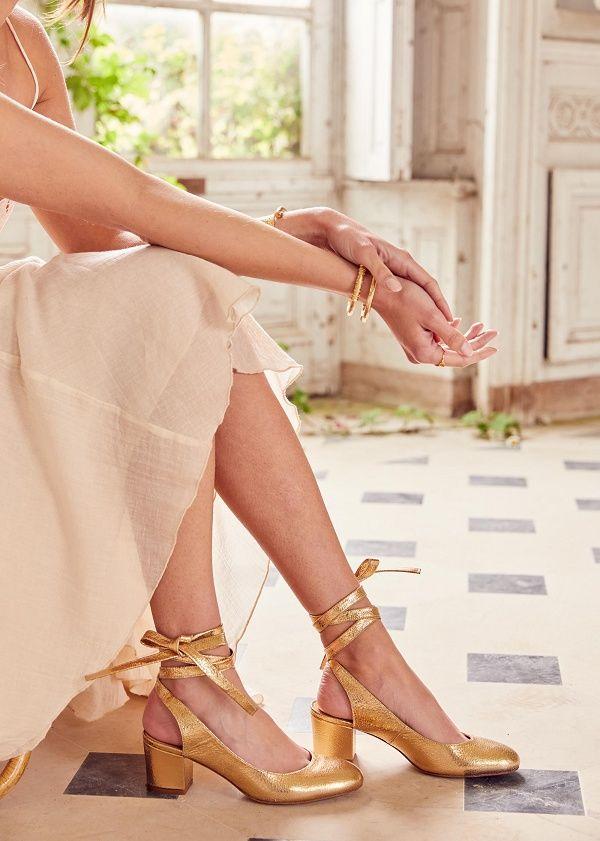 596e7b25a93f82 Sézane - Escarpins Nina   Chaussures en 2019   Sezane escarpins ...