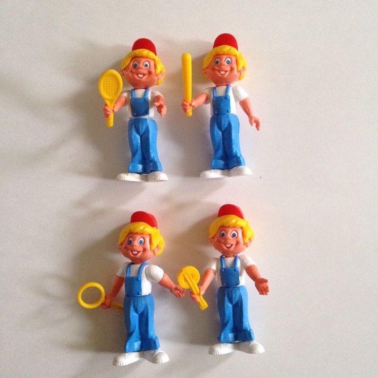 VTG 1986 Kinder Surprise Toys