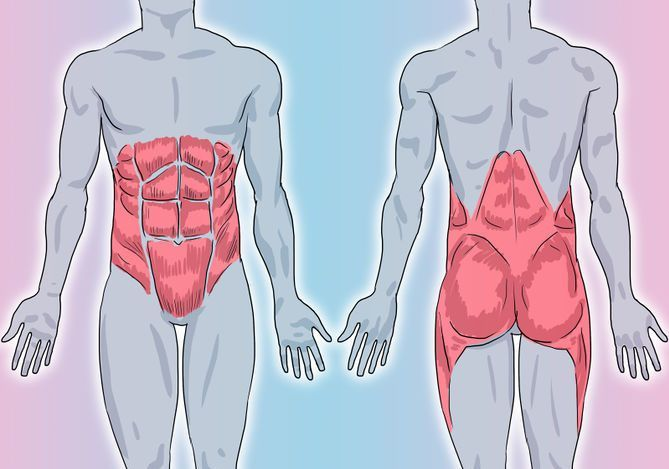 Выполняйте упражнения для укрепления мышечного корсета, учитывая все рекомендации Мюллера, чтобы уберечь себя от проблем с внутренними органами и нарушений осанки.