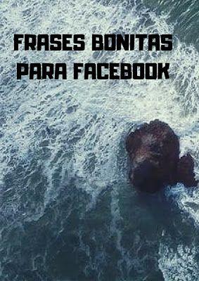 Frases Bonitas Para Facebook Mensagem De Vida Frases Pinterest