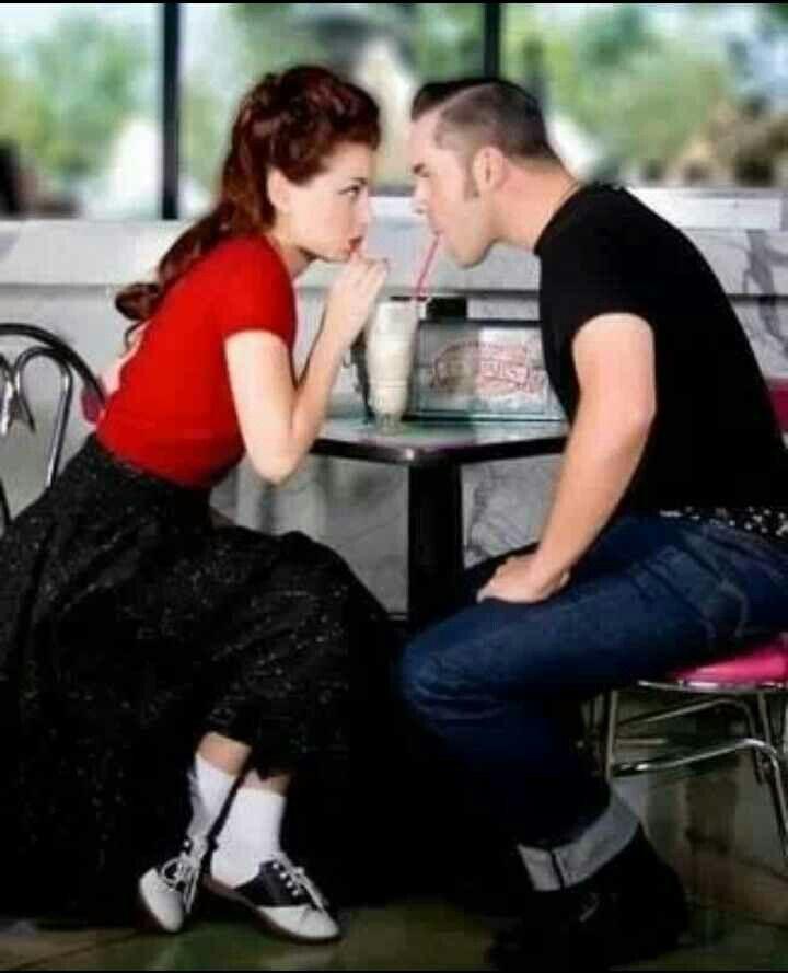 My milkshake brings all the boys to the yard! #rockabilly couple https://plus.google.com/+LynseyTurner/posts/UNKyKeK3n9X
