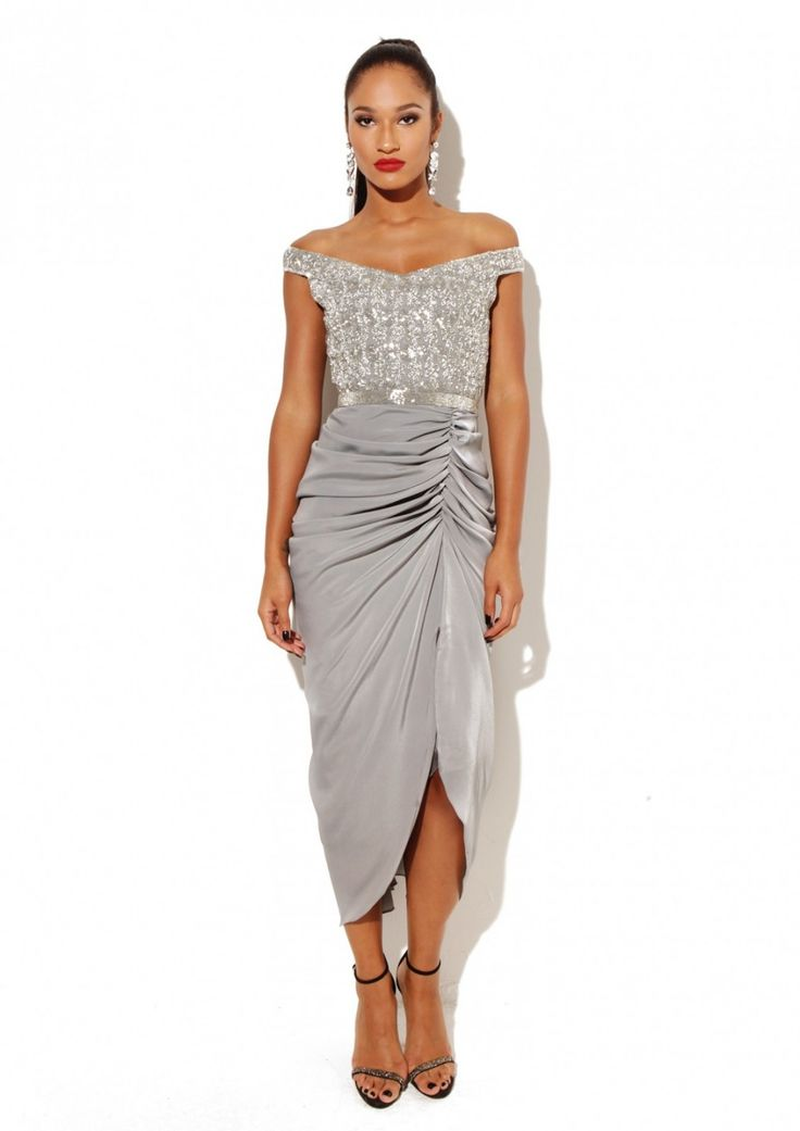 Claudette Dress - Virgos Lounge