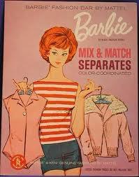 vintage barbieBarbie'S Style, Head Barbie, Vintage Barbie, Barbie Girls, Barbie Clothing, Barbies Lov, Barbie Booklet, Barbie Mixed, Barbie Paperdolls