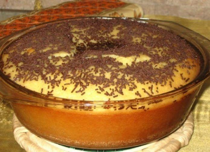 Манный пудинг, как в детстве — от такого вкусного и быстрого десерта вся семья будет в восторге!
