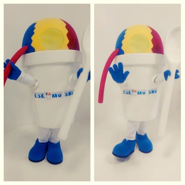 EskimoSno newest mascot! A Loonie Times Build!