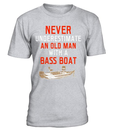 "# Never Underestimate An Old Man With Bass Boat Fishing Shirt .  Special Offer, not available in shops      Comes in a variety of styles and colours      Buy yours now before it is too late!      Secured payment via Visa / Mastercard / Amex / PayPal      How to place an order            Choose the model from the drop-down menu      Click on ""Buy it now""      Choose the size and the quantity      Add your delivery address and bank details      And that's it!      Tags: This Funny Bass Boat…"