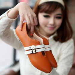 Simple Good Quality Flat Women Shoes 2014 - Buy Flat Shoes,Women Shoes,2014 Women Shoes Product on Alibaba.com