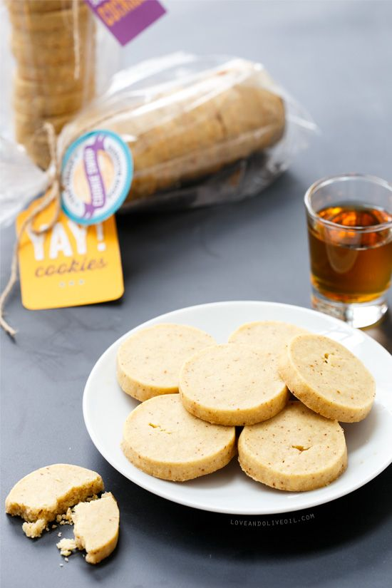 This melt-in-your-mouth shortbread cookie has all the things I love most: Brown butter, bourbon, and vanilla bean. Heck yes!